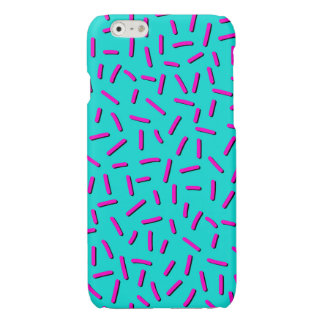 90s Abstract Background 2 Glossy iPhone 6 Case