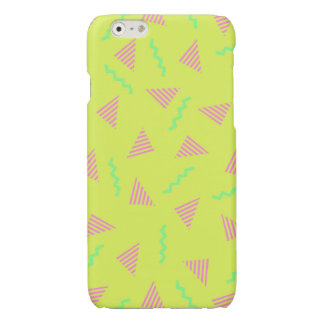 90s Abstract Background 4 Glossy iPhone 6 Case