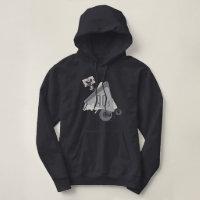 90s baby hoodie