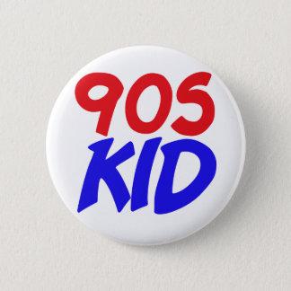90s Kid Button