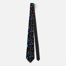 90s Pattern Tie