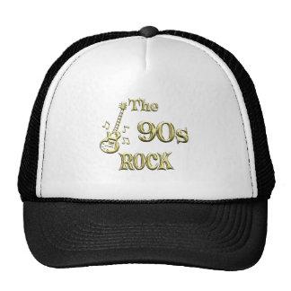 90s ROCK Mesh Hats