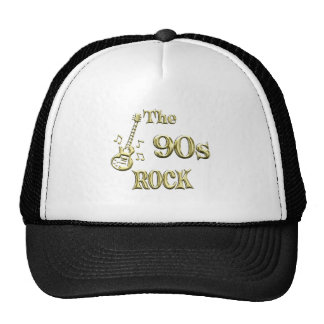 90s ROCK Trucker Hat