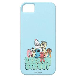 90's Sesame Street Vintage Surf iPhone SE/5/5s Case
