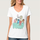 90's Sesame Street Vintage Surf T-shirt