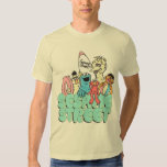 90's Sesame Street Vintage Surf Tshirts