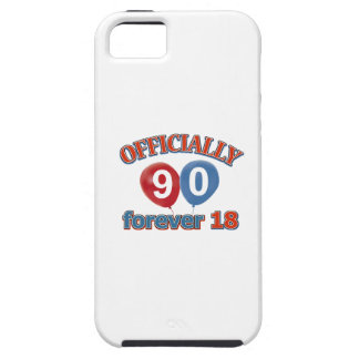 90th birthday designs iPhone 5 covers