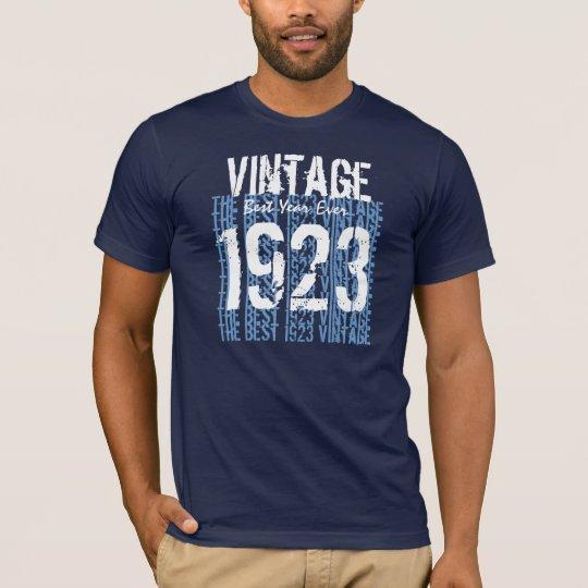 90th Birthday Gift Best 1923 Vintage V03 T-Shirt