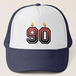90th Birthday Party Trucker Hat