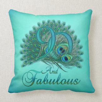 90th Birthday Pillows