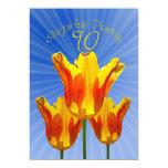 90th birthday Surprise Party Invitation