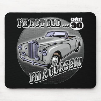 90th Birthday T-shirts and Gifts Mouse Pad