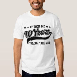 90th Birthday Tees