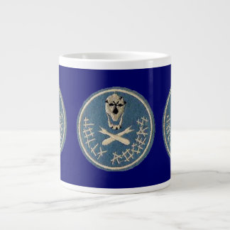 90th bombing group world war 2 patch giant coffee mug