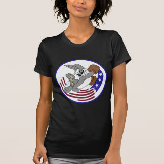90th Fighter Squadron 4.75  Patch Military Tee Shirts