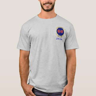 90th FS w/Phantom - Light colored T-Shirt