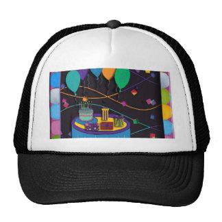 90th trucker hat