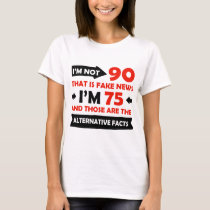 90th year old birthday gifts T-Shirt