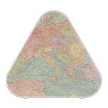 910 líneas de comunicación, Europa Central Altavoz