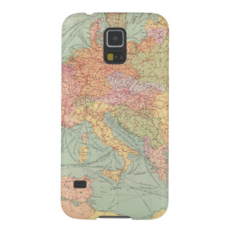 910 Lines of Communication, Central Europe Galaxy S5 Cover