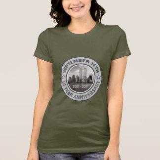 911 10 Year Anniversary T-Shirt