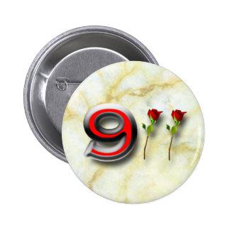 911 Anniversary Pins