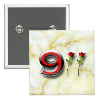 911 Anniversary Pin
