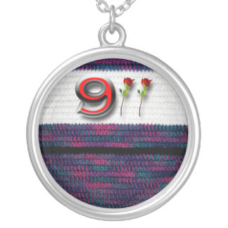 911 Anniversary Pendants
