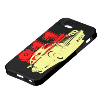 911 Car iPhone 5 Carcasas