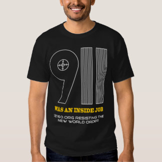 911 clear tee shirts
