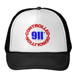 911 CONSPIRACY HAT