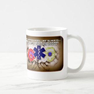 911 despachadores tenemos siempre sus vidas en nue taza de café