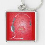911 Dispatch Center Keychains