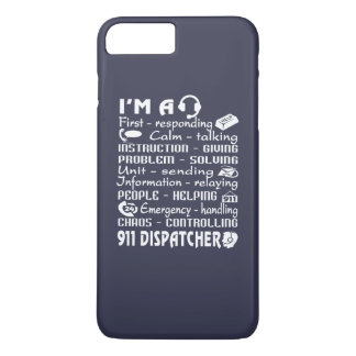 911 Dispatcher iPhone 7 Plus Case
