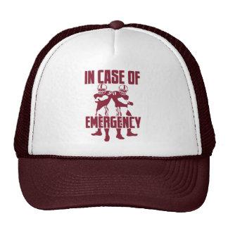 911 Emergency Trucker Hat