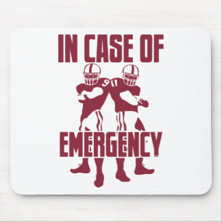 911 Emergency Mouse Pad
