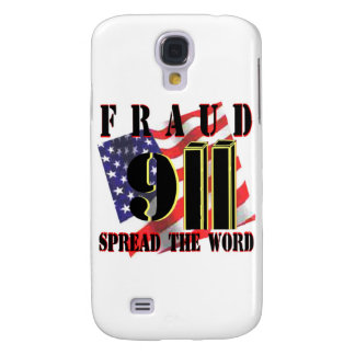 911 Fraud Iphone 3 Case