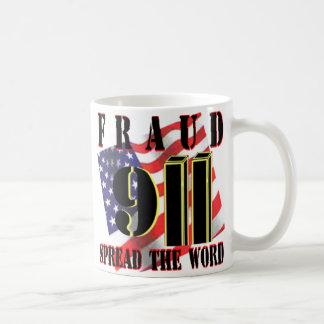 911 Fraud Mug