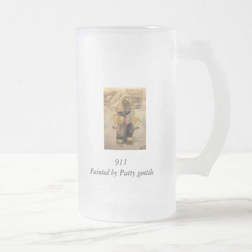 911 Frostie Mug