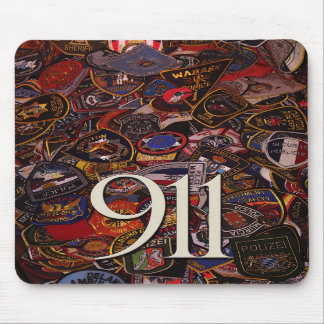 911 gifts and greetings mousepads
