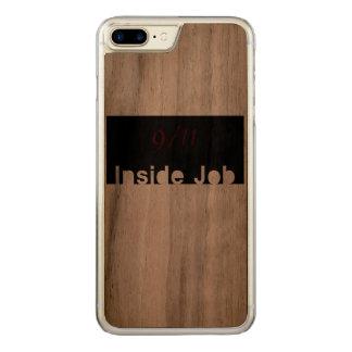 911 Inside Job Carved iPhone 8 Plus/7 Plus Case