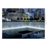 911 Memorial NYC Blank Card