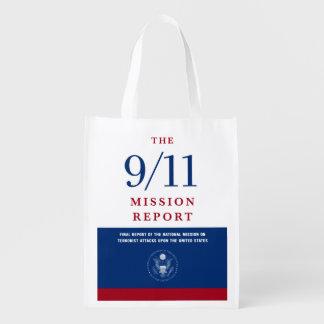 911 mission grocery bag
