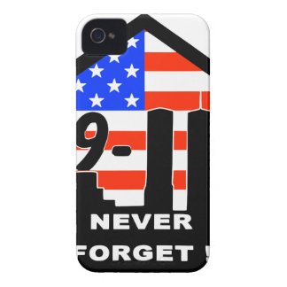 911 never forget iPhone 4 Case-Mate case