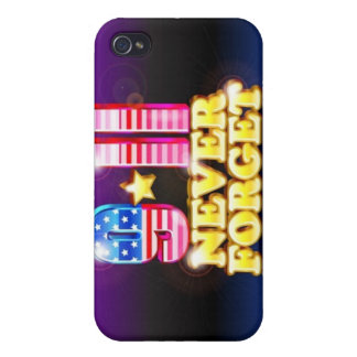 911 Never Forget iPhone 4 Speck Case