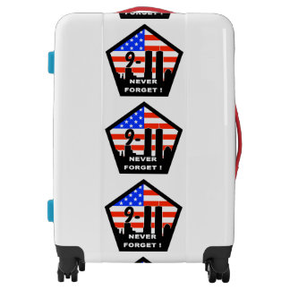 911 never forget  luggage