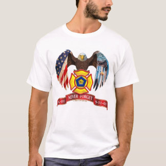911 Never Forget T shirt