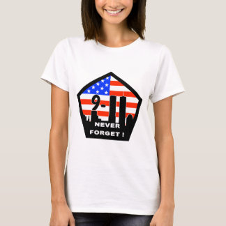 911 never forget T-Shirt