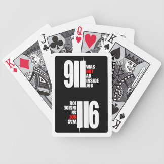 911 Playing Cards