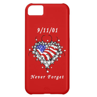 911 Tattoo Never Forget Cover For iPhone 5C